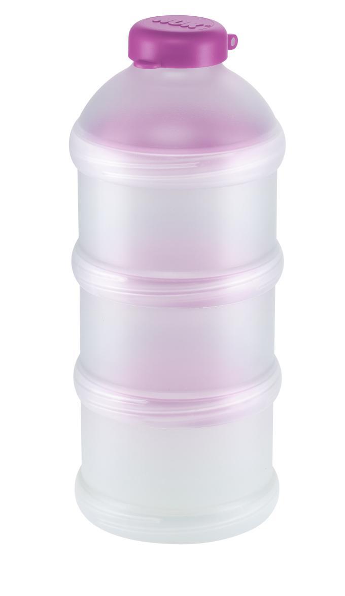 NUK Dávkovač na sušené mléko, fialová